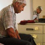 Пациенты с болезнью Альцгеймера менее чувствительны к боли