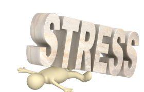 Стресс негативно сказывается на здоровье человека