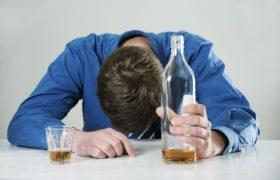 Алкоголь негативно влияет на здоровье легких