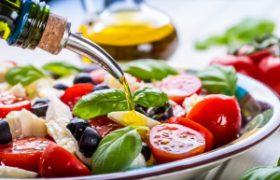 Средиземноморская диета полезна для работы мозга