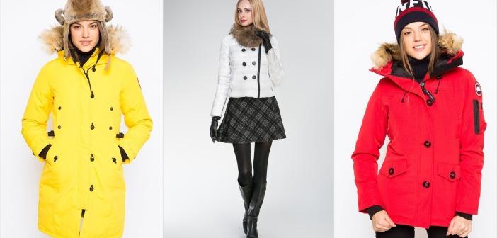 Модные осенне-зимние куртки 2016-2017гг