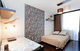 Обустройство комнаты, отведенной для сна