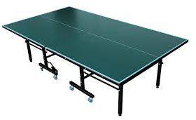 Особенности выбора стола для игры в настольный теннис