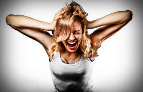 Основные симптомы стресса
