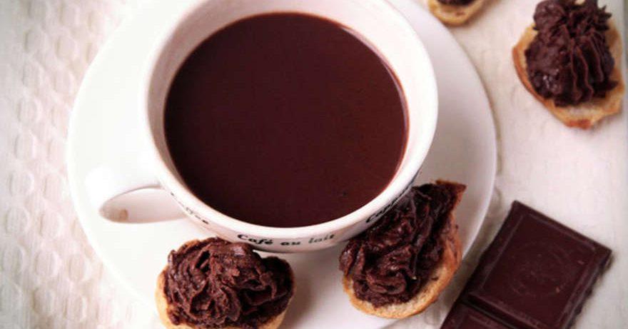 Горячий шоколад станет лекарством от слабоумия
