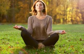 Медитация помогает бороться со стрессом