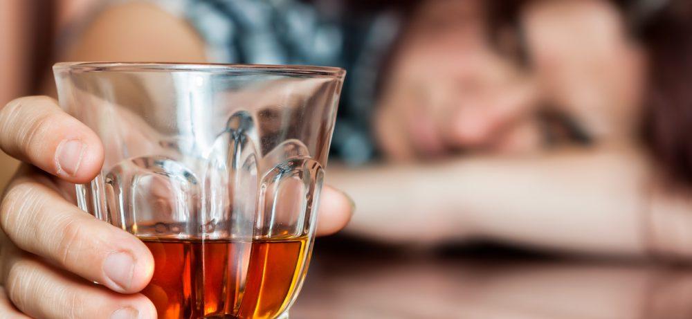 Алкоголь вызывает покраснение лица