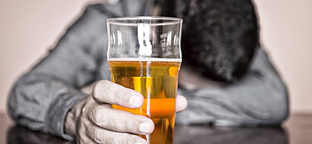 Алкоголизм вредит здоровью сильнее, чем считалось ранее