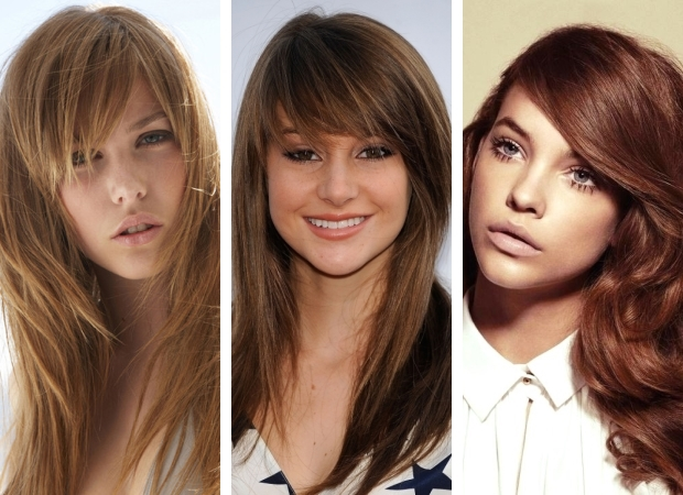 Модные стрижки на средние волосы