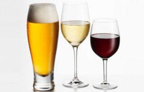 Разные дозы алкоголя действуют на разные области мозга