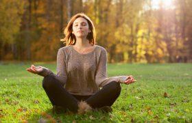 Медитация помогает контролировать стресс