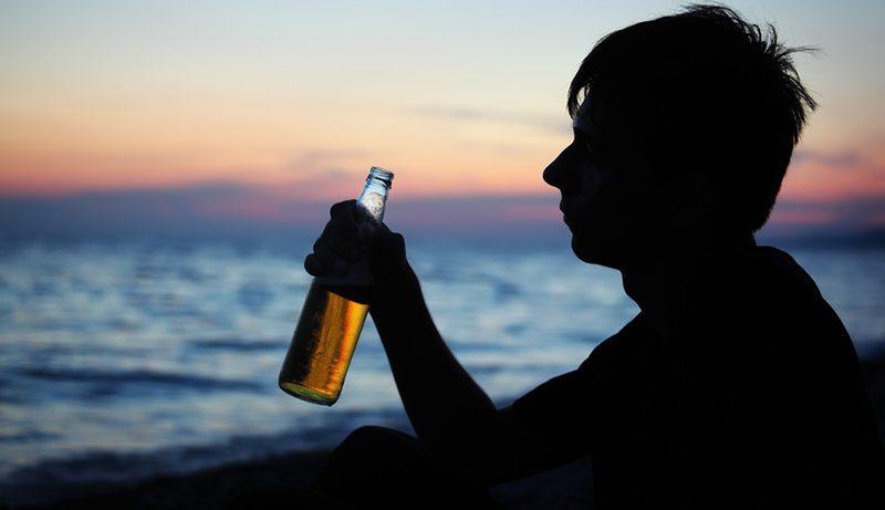 Алкоголь меняет мозг подростков