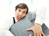 Стресс на работе может быть полезен, говорят исследователи
