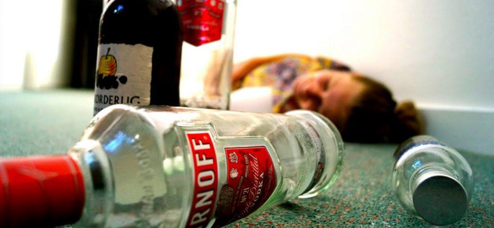Алкоголь убивает 4% населения Земли