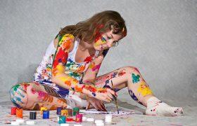 Творческие люди часто страдают расстройствами психики