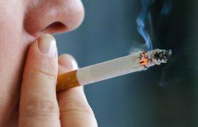 Курение может привести к шизофрении