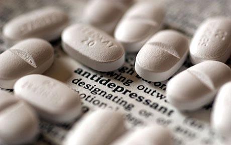 Антидепрессанты повышают риск переломов у пожилых людей