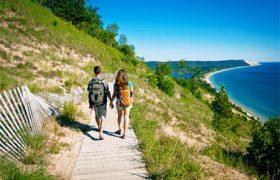 Прогулки на природе улучшают когнитивные способности