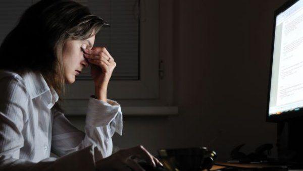 Удаленная работа повышает стресс и риск развития бессонницы