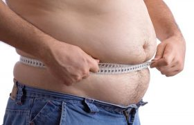 Ожирение снижает показатели интеллекта