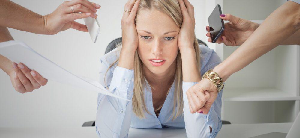 Гнев может помочь снять стресс