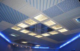 Большой выбор подвесных потолков и панелей Армстронг
