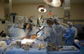 Стратегия трансфузий во время хирургических вмешательств