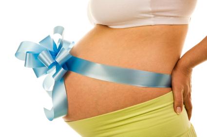 Вероятность наступления беременности при молочнице
