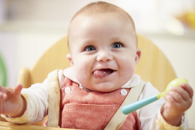 Срыгивания у младенцев — норма или паталогия