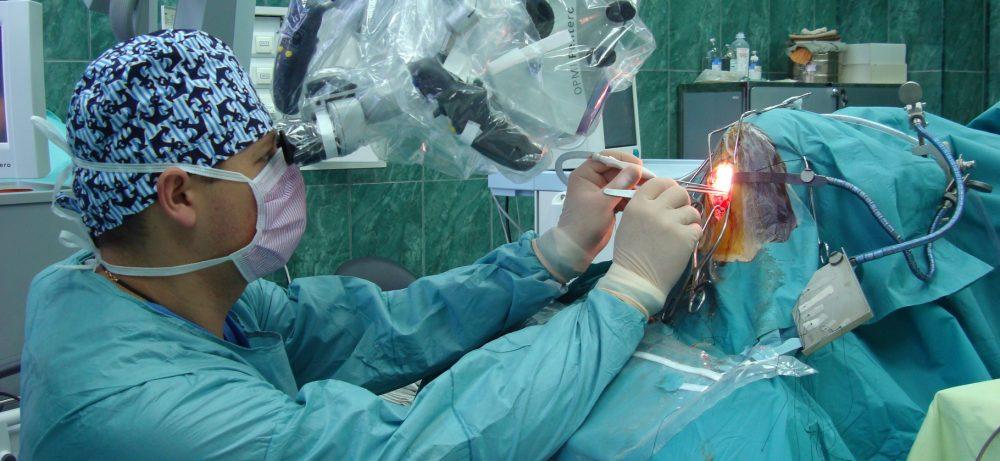Нейрохирургические операции