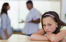 Как помочь ребенку пережить расставание родителей