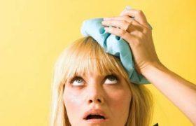 Головная боль в жару: как себе помочь