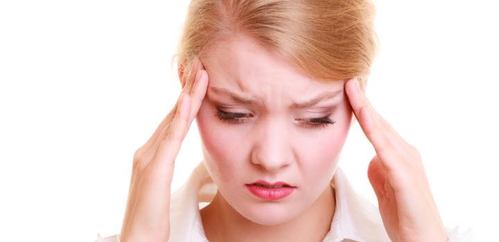 Мигрень. Причины возникновения и лечение болезни
