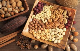 Орехи помогут справиться со стрессом