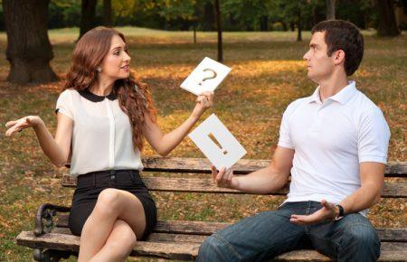 10 моментов в разговоре с мужчиной, которые должны насторожить