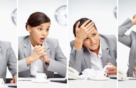 Фазы развития стресса