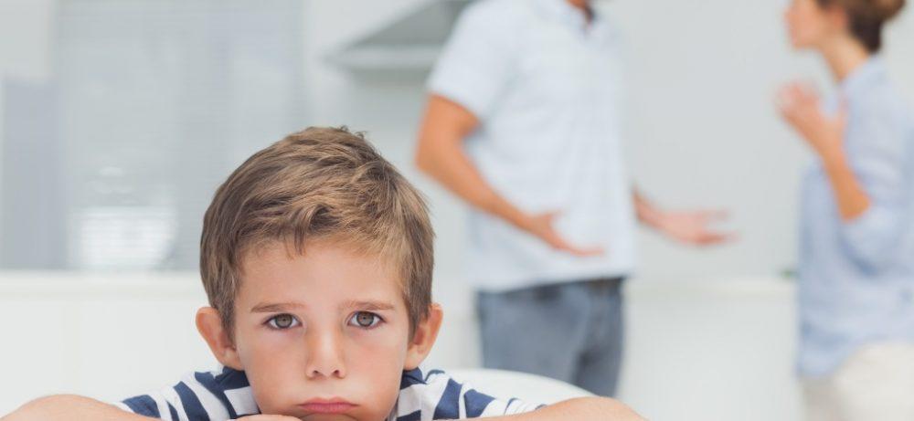 Совместное воспитание ребенка разведенными супругами – меньший стресс