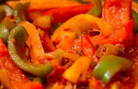 Рецепты приготовления болгарского перца