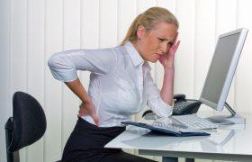 Как избежать остеохондроза при сидячей работе?