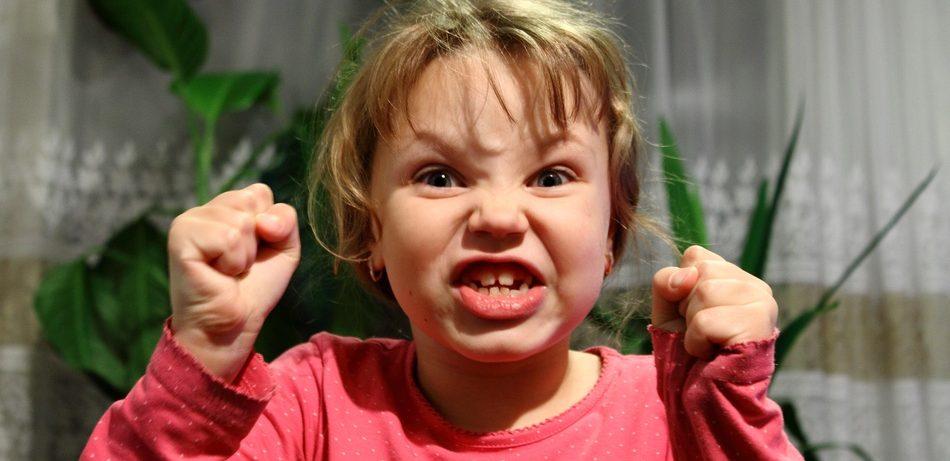 Детей делают агрессивными гены