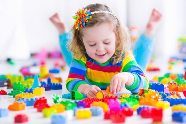 Большое количество игрушек нежелательно для детей