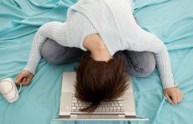 Названы главные причины хронической усталости