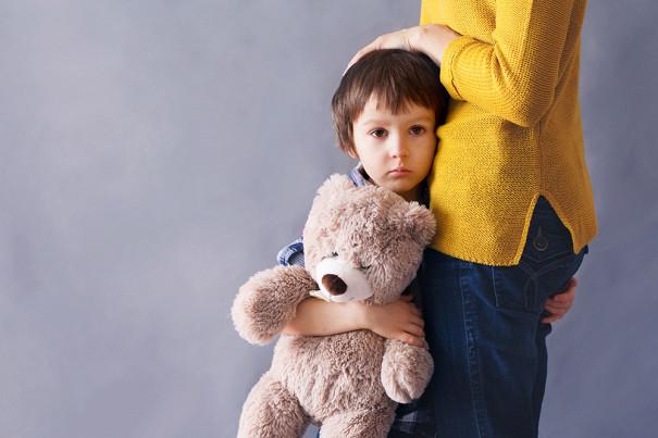 Как понять, что ваш ребенок страдает от стресса