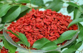 Ягоды Годжи – популярные сухофрукты