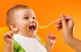 Польза меда для малышей