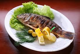 Блюда из рыбы помогут остановить прогрессирование болезни Паркинсона