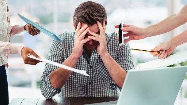 Как организм человека реагирует на стресс: основные реакции