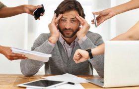 Стресс на работе может привести к смерти у мужчин