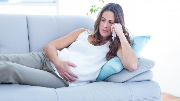 У современных беременных женщин чаще возникает депрессия