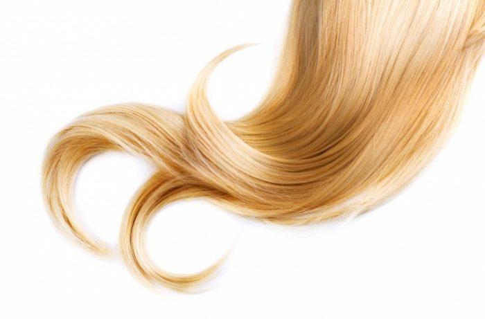 Уход за кончиками волос